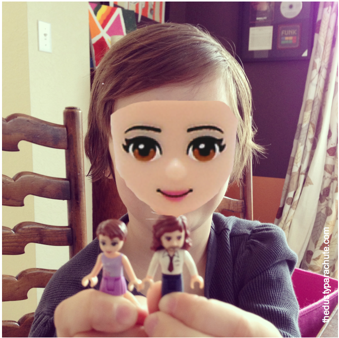Lego Friends Want Short Sassy Hair - TheDustyParachute.com