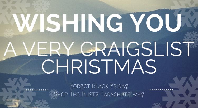 Wishing You a Very Craigslist Christmas
