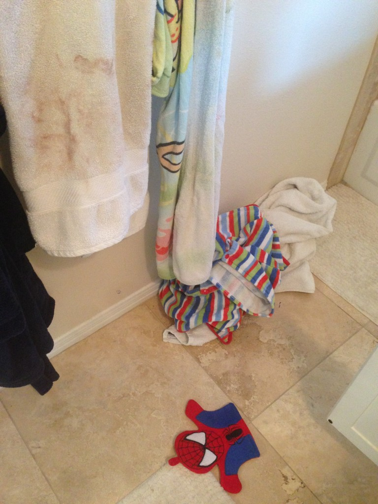 Our Bathroom Remodel - Episode 2: Shower Pans May Cause Brain Damage