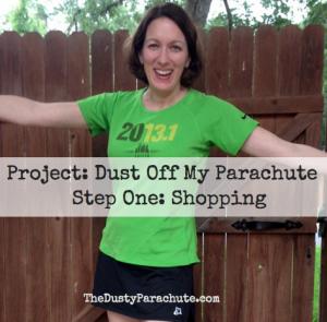 Dust Off My Parachute