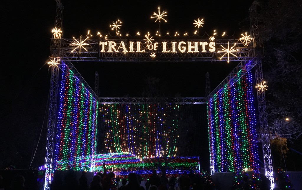 The Austin Trail of Lights - Feel Like a VIP with a ZiP